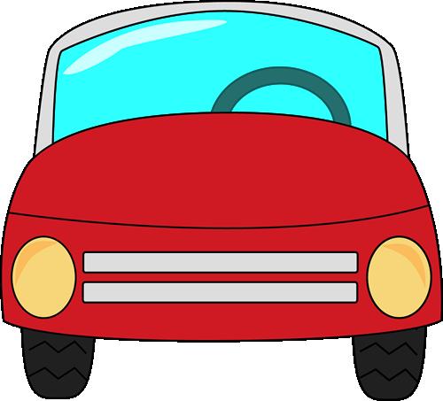 Red Car Clip Art