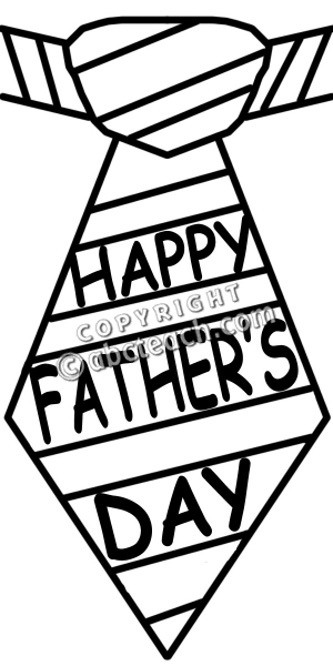 father-clip-art-black-and-white-fathers day tie bw pw pngOnly Father Clipart Black And White