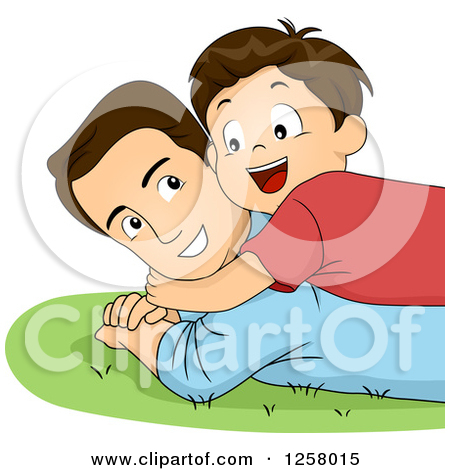 Happy Cute Kid Boy With Mom And Dad Royalty Free Cliparts, Vectors, And  Stock Illustration. Image 138877619.