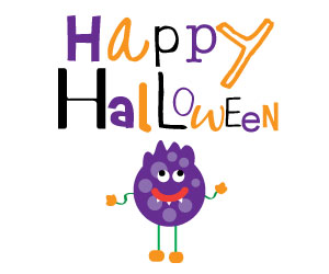 Cute Happy Halloween Clipart | Clipart Panda - Free Clipart Images