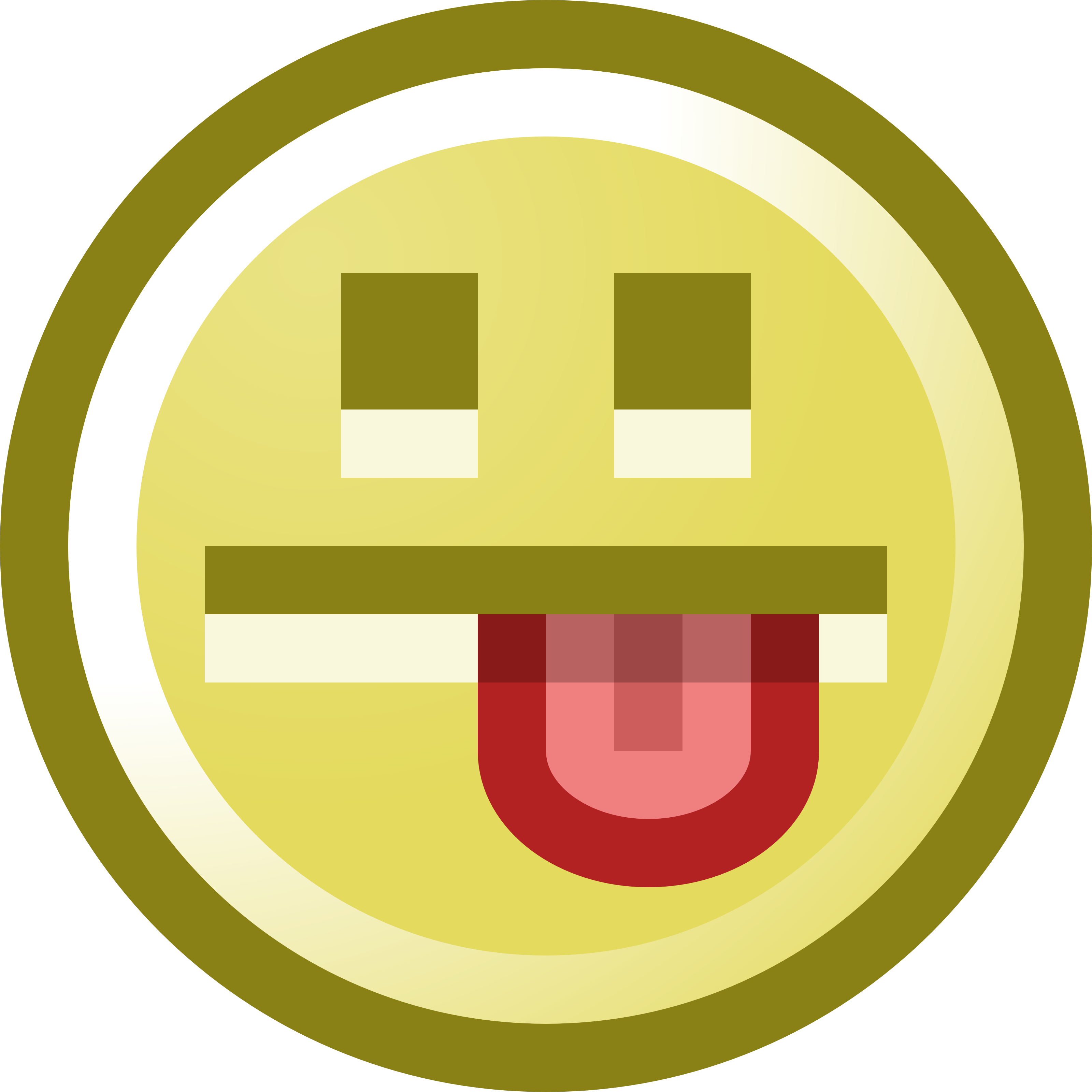 Smiley Face With Tongue Out Clip Art