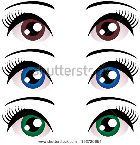 female%20brown%20eyes%20clipart