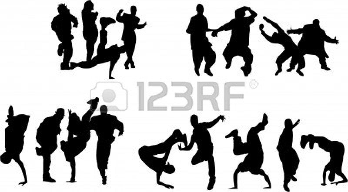 Hip Hop Dance Party Clip Art | Clipart Panda - Free Clipart Images