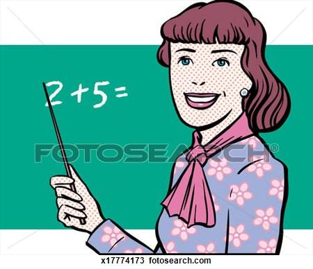 female%20math%20teacher%20clip%20art
