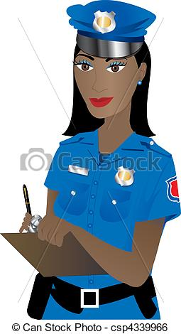 Female Police Officer Clipart  Clipart Panda  Free Clipart Images