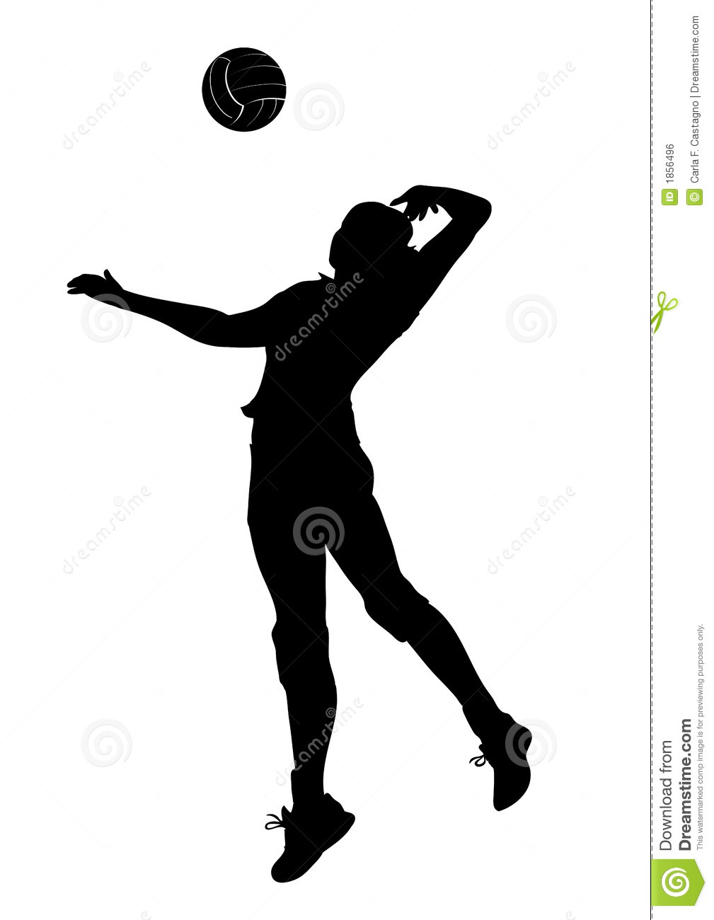 female volleyball player clipart clipart panda free clipart images rh clipartpanda com volleyball player setting clipart volleyball player clipart black and white