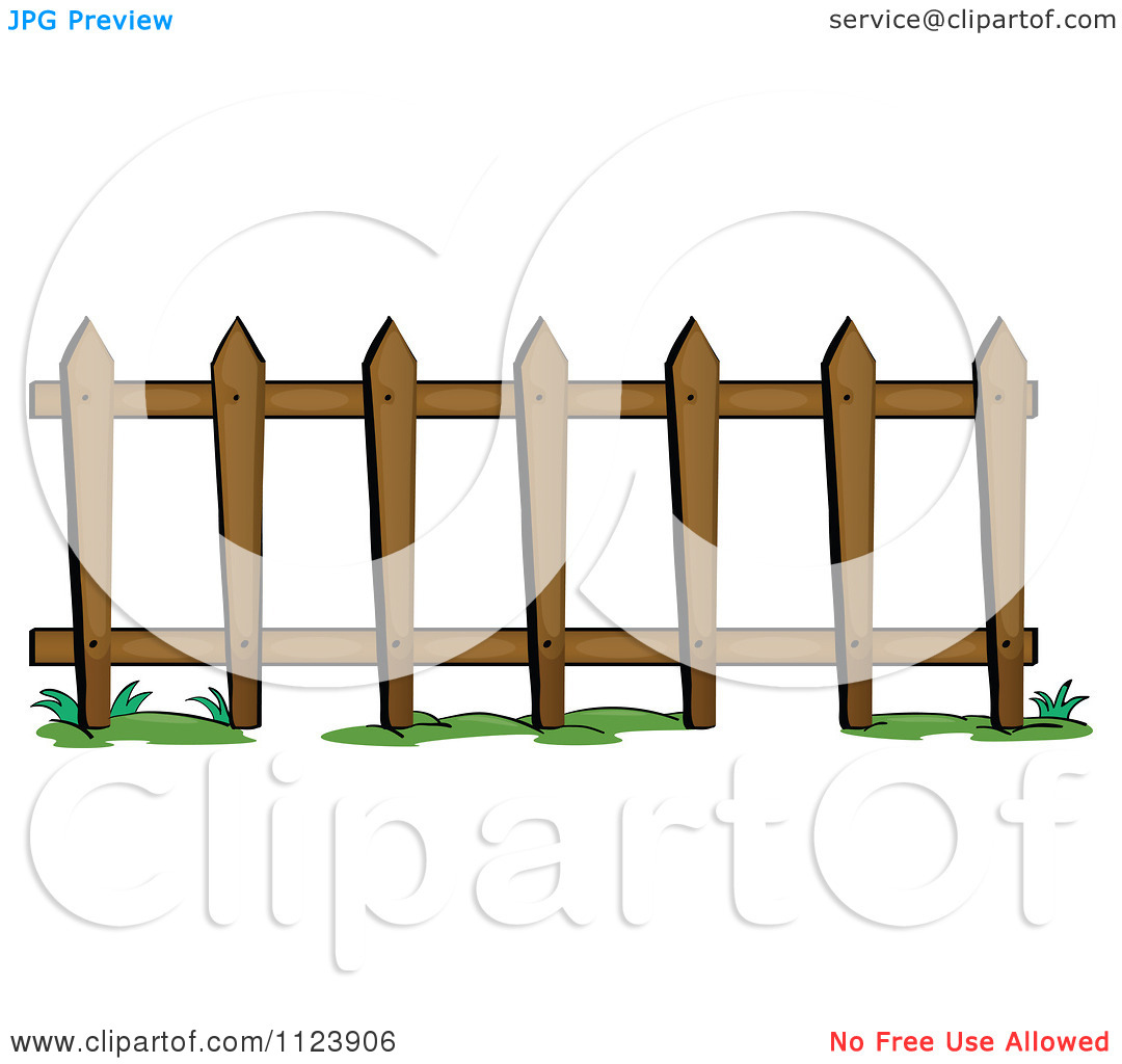 Fence Clip Art Clipart Panda Free Clipart Images - Cartoon fence clip art