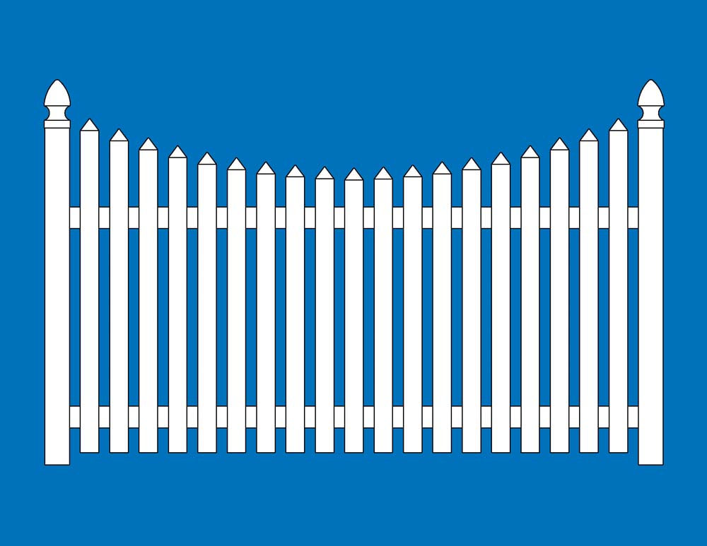 white picket fence clipart panda free clipart images rh clipartpanda com picket fence template clipart white picket fence clipart