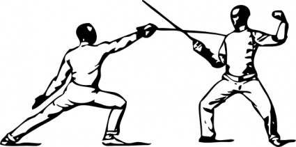 fence clip art clipart panda free clipart images rh clipartpanda com fence clipart fencing sport clipart