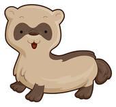 ferret clip art images clipart panda free clipart images black footed ferret clipart ferret clip art cnc