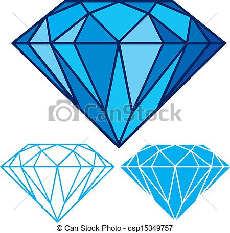 Pink Diamond Drawing | Clipart Panda - Free Clipart Images