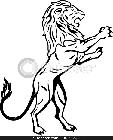 fierce lion tattoo pictures to pin on pinterest. Black Bedroom Furniture Sets. Home Design Ideas