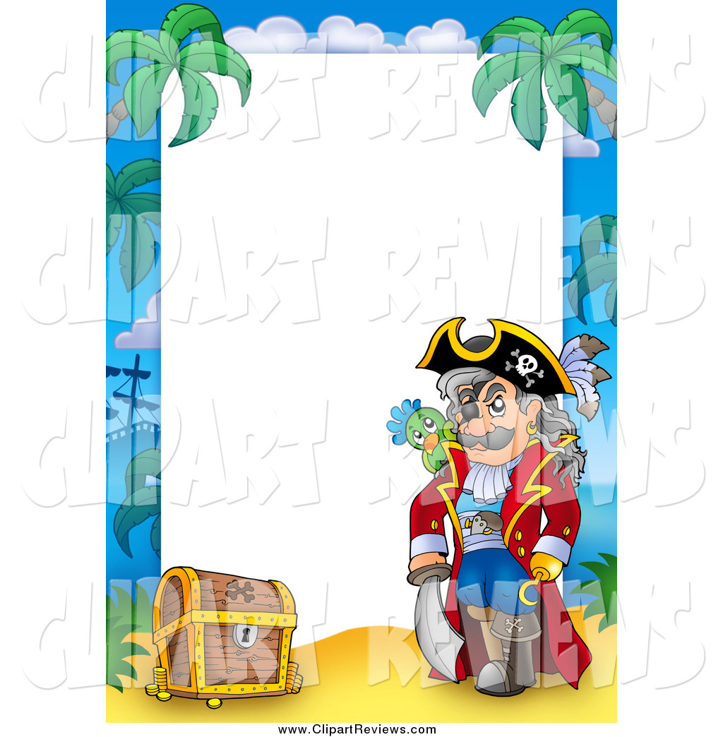 Pirate Border Clipart | Clipart Panda - Free Clipart Images