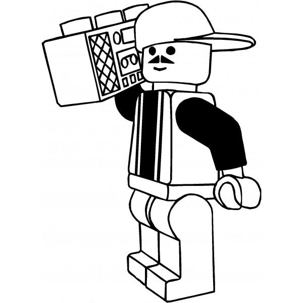 Lego Black Clipart