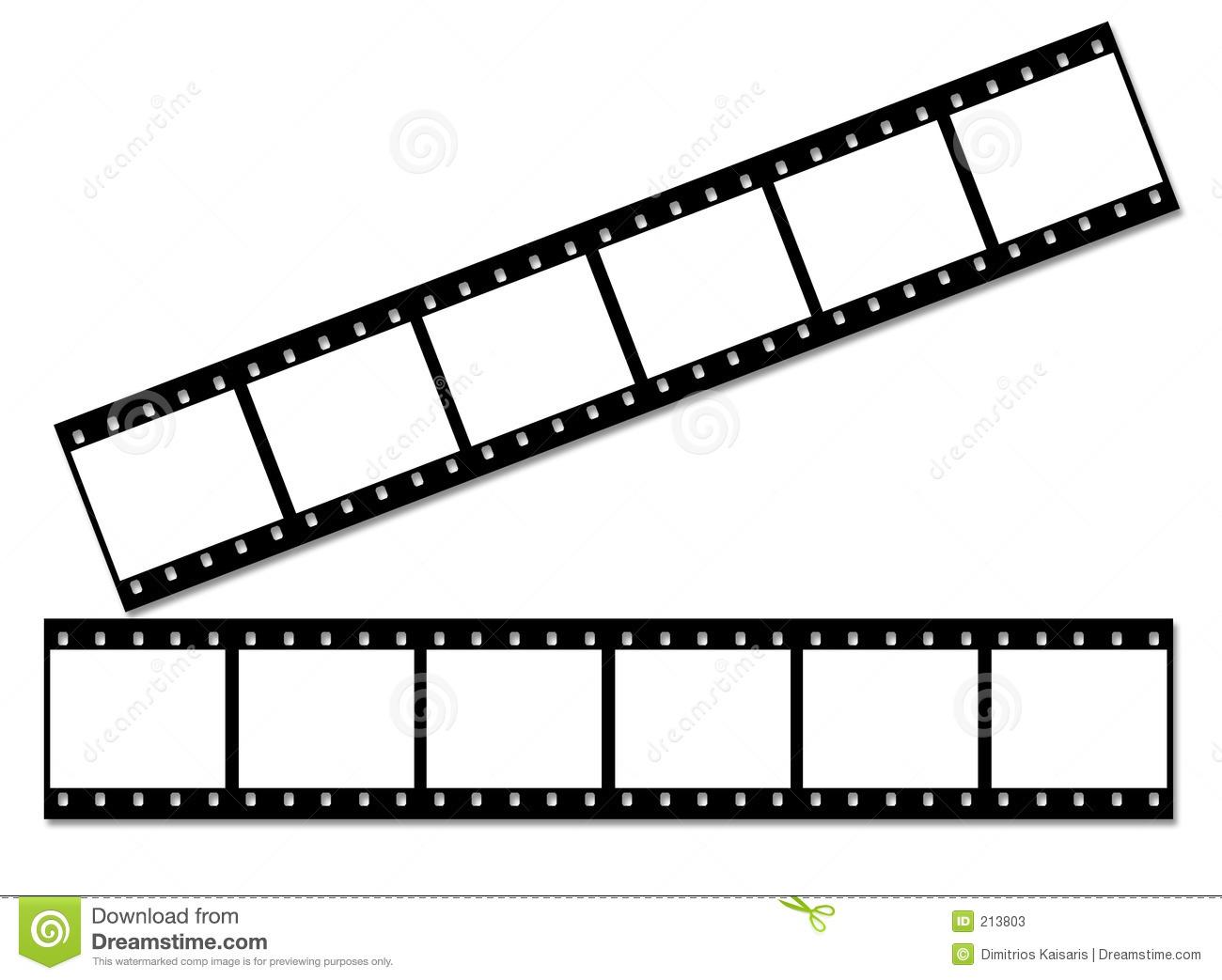 film strip graphics