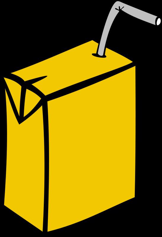 juice box clip art | Clipart Panda - Free Clipart Images