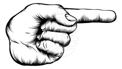 Clip Art Pointing Finger Clip Art pointing finger clip art clipart panda free images