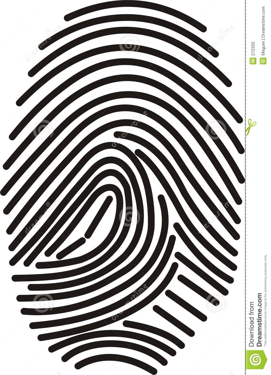 Fingerprint Clip Art – Cliparts