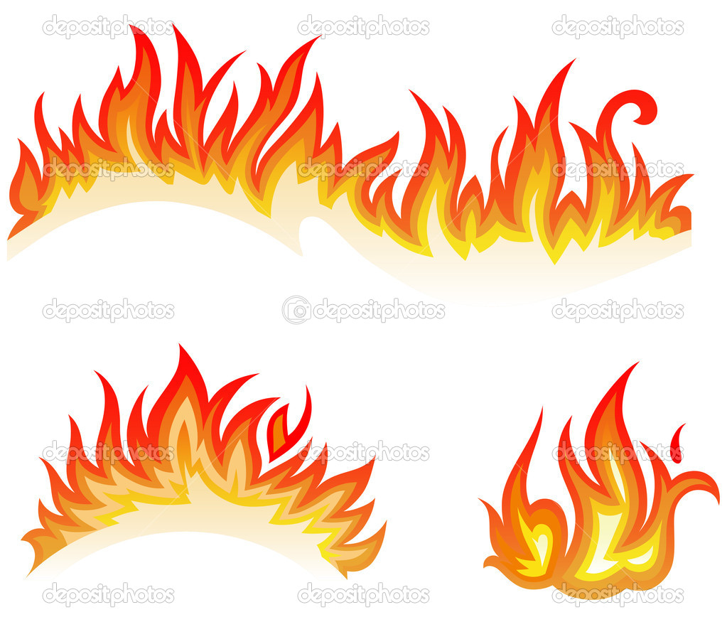 Flames white background border flame border w pictures to pin on - Fire 20border 20with 20white 20background