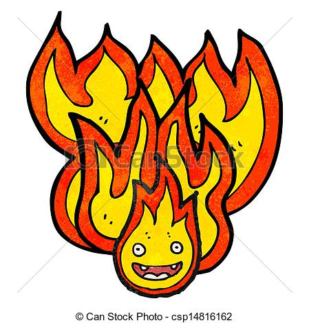 Fire Cartoon Character | Clipart Panda - Free Clipart Images