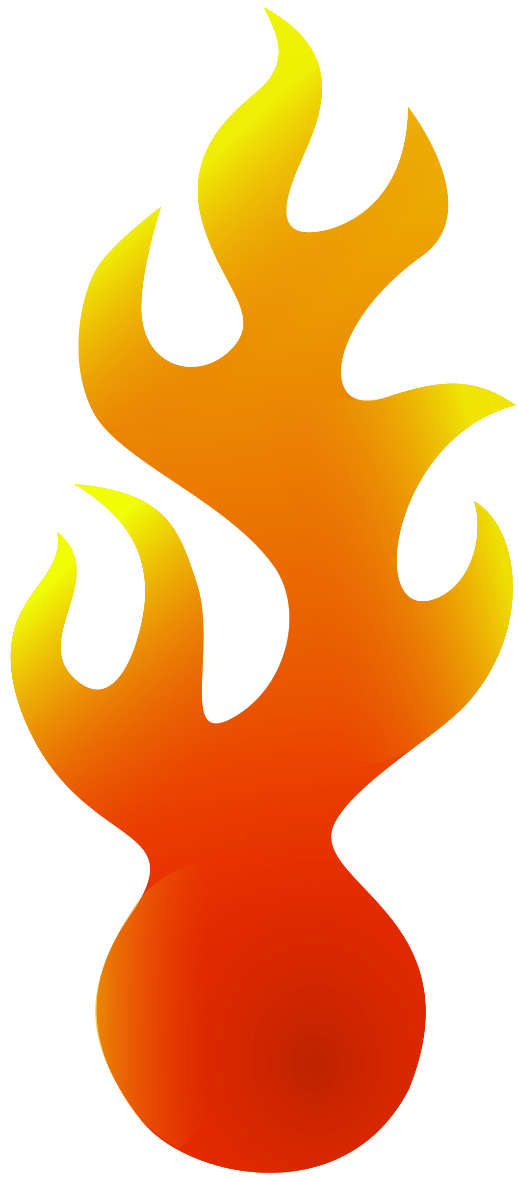 Soccer Ball On Fire Clip Art