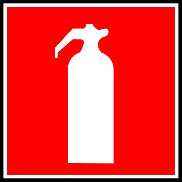 ... fire-extinguisher-sign-clip-art_113710_Fire_Extinguisher_Sign_clip_art