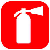 Fire Extinguisher 11109756 moreover Stock Vector Set Of Prohibiting Signs With The Image Of The Child Playing With Matches moreover Vuur Set Verwant Pictogram 16239435 in addition Toaster oven clip art additionally Shape Memory Alloy Module Presentation 781377. on fire alarm clip art