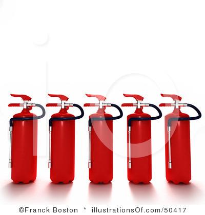 Christmas Tree Fire Extinguisher