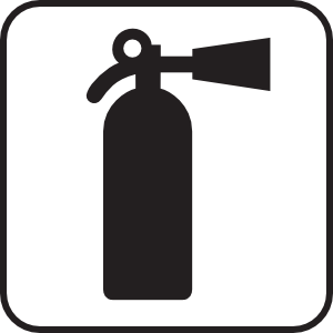 Fire Extinguisher Drawing | Clipart Panda - Free Clipart Images