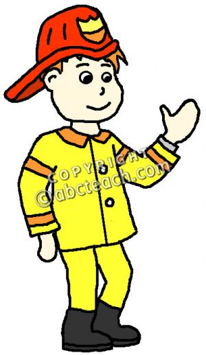 clipart fireman - photo #30