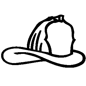 Firefighter Hat Clipart | Clipart Panda - Free Clipart Images