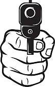 Shooting Gun Clipart | Clipart Panda - Free Clipart Images