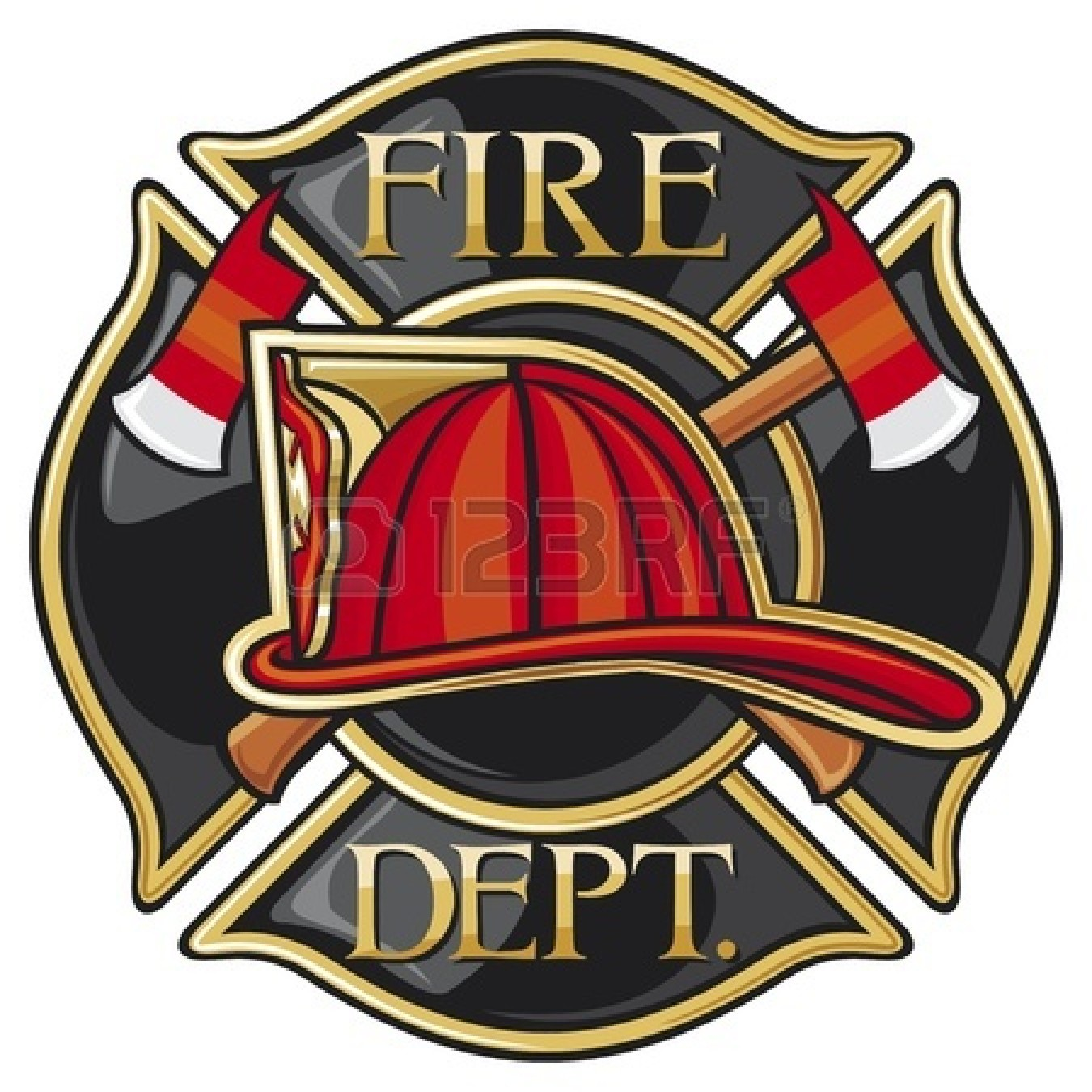 clip art of fire station - photo #32