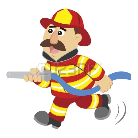 Firefighter Cartoon | Clipart Panda - Free Clipart Images