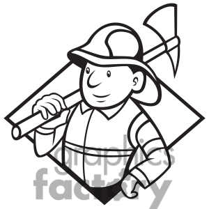 Girl Firefighter Cartoon | Clipart Panda - Free Clipart Images