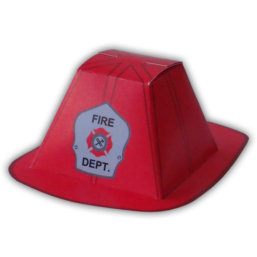 firefighter hat template clipart panda free clipart images