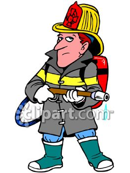 Firefighter Hose Clipart | Clipart Panda - Free Clipart Images