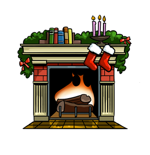 Fireplace Clipart | Clipart Panda - Free Clipart Images