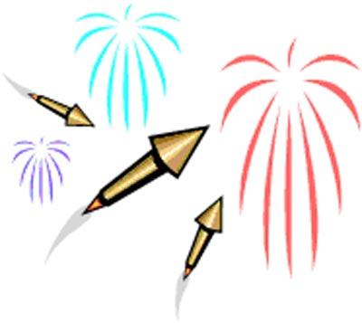 4th of july fireworks clipart clipart panda free clipart images rh clipartpanda com happy fourth of july fireworks clipart
