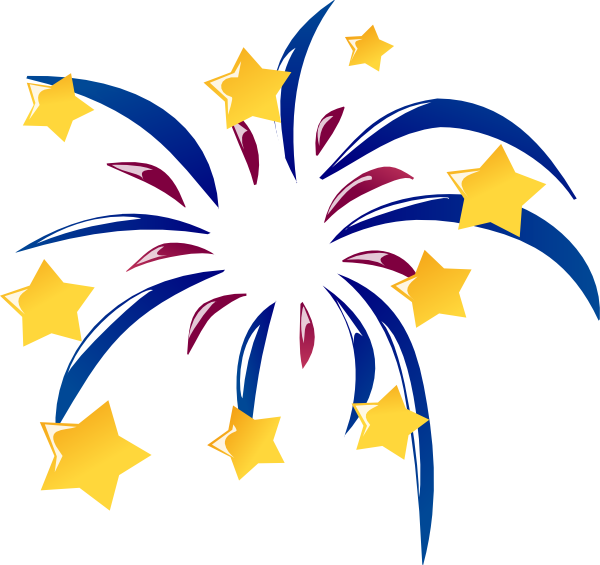 fireworks border clipart panda free clipart images
