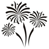 fireworks%20clipart%20black%20and%20white