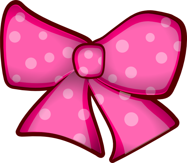 pink bow clip art clipart panda free clipart images rh clipartpanda com pink bow clipart free hot pink bow clipart