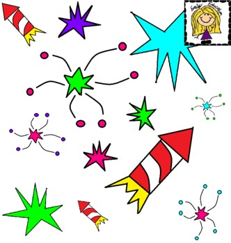 Fireworks Clipart Transparent | Clipart Panda - Free Clipart Images