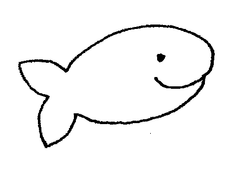Fish Clip Art Black And White | Clipart Panda - Free ...