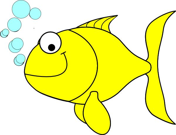Fish clip art printable free clipart panda free for Fish clipart images