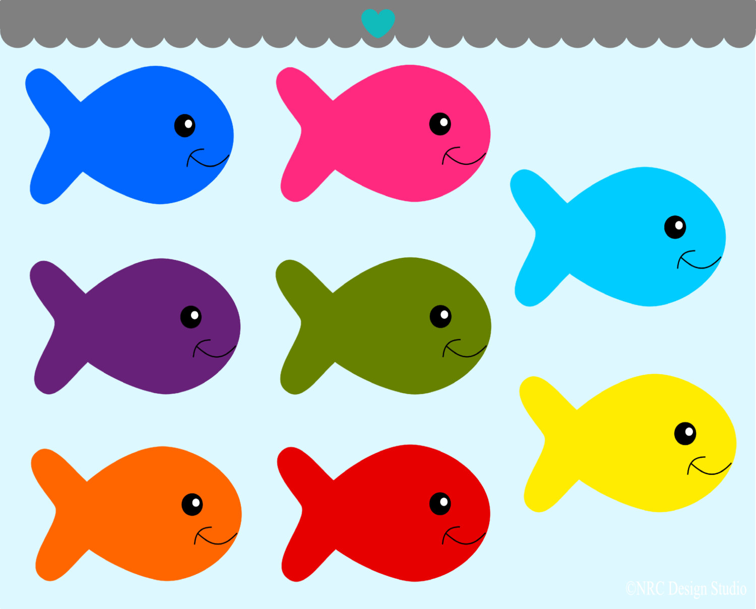 Fish clipart clipart panda free clipart images for Graphics clipart