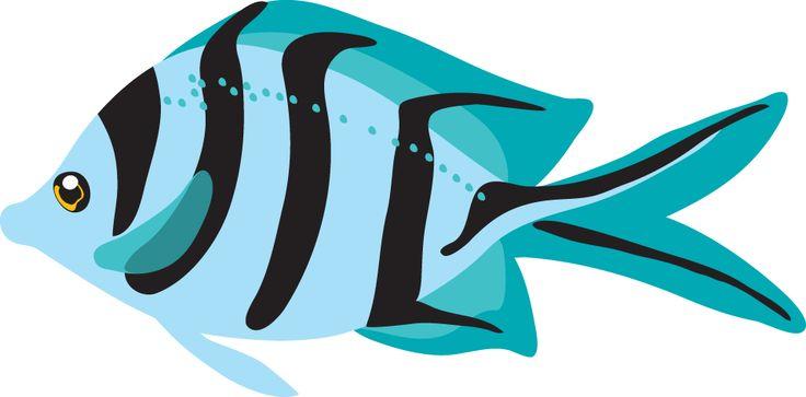 Ocean With Fish Clipart Ocean