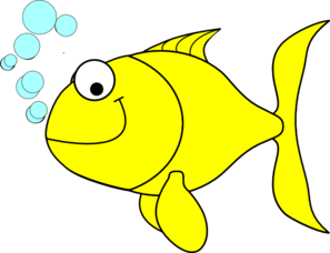 Yellow Fish Clip Art fish 20clipart