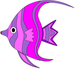 Angel Fish Clipart | Clipart Panda - Free Clipart Images