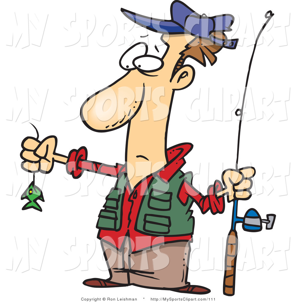 Man Fishing Clipart | Clipart Panda - Free Clipart Images